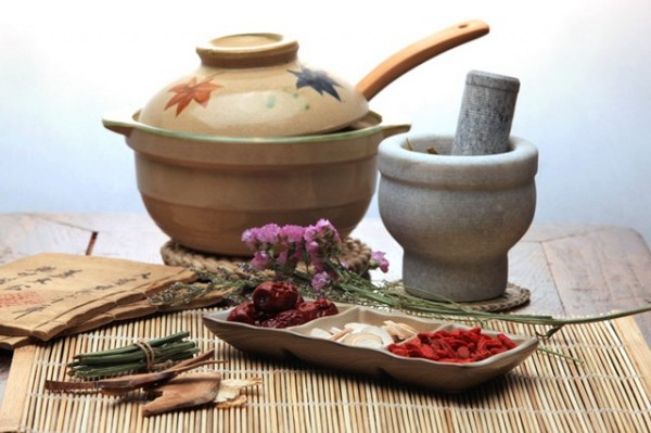 Chinese herbal medecine